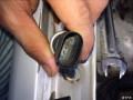 更换空调压力开关和机油压力传感器作业