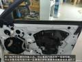 HIFI享受南昌英菲尼迪Q50汽车音响改装漫步者音麦图