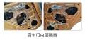 沈阳追日专业汽车音响改装尼桑玛驰升级阿尔派17S