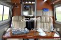 别克GL8房车内饰改装,加装航空座椅设计