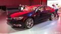 别克全新一代君威发布推两款车型/上海车展首发