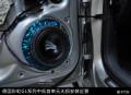 奥迪A4L汽车音响无损改装德国彩虹GL系列长沙城市乐酷