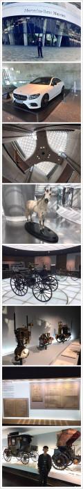 德国斯图加特奔驰博物馆