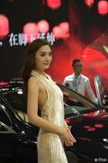 到2017重庆悦来国际车展去打望(含霸气老车模,全文完)