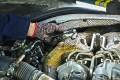 奥迪S6更换FDE直通头段,排气更顺畅。