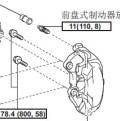提升刹车效果--更换GS430+JSPORT刹车碟