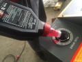 宝马更换摩特ATFVI变速箱油丝滑如初