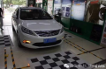 北京车载音响改装店浅谈长安逸动安装360°全景行车监控记录仪