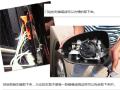 西安鑫朗汽车原车增配改装大众途锐升级全景泊车