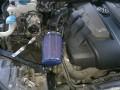 DIY装了冬菇头,做了支架,拆了原车的空气格。