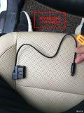 【分享技术贴】给我的汉兰达安装隐藏式行车记录仪
