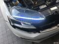 扬州大众新速腾改LED日行灯速腾改透镜氙气灯欧司朗顾车照明