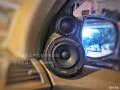 武汉本田讴歌MDX汽车音响改装德国艾索特汽车音响