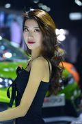 车展模特一某年某月第八届东盟(南宁)国际车展!