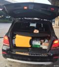 深圳奔驰GLK260GLK300加改装电动尾门电动后备箱