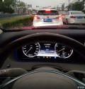 低调变高调奔驰S320改装抬头显示S400热成像夜视仪成果