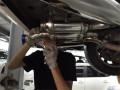 考虑许久的HKSforQ503.7排气安装作业