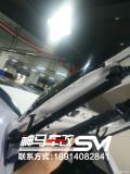 苏州电尾门专业改装宝马X1安装畅翼电尾门专业安装电尾门实体
