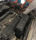 发动机一直抖,只能去维修