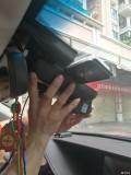 隐藏式行车记录仪安装作业