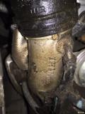 奥迪Q3漏机油烧机油
