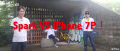 大疆Spark无人机与iPhone7P对比测评