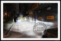 成都大众速腾改装LED专用日行灯套件海拉双光透镜欧司朗氙气灯