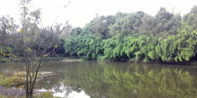 探寻钓鱼城     漫步涞滩镇