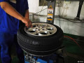 Alfa156维护日志:更换倍耐力P7轮胎