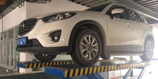 CX-5 新车3月首保 小白作业帖 写的不好勿喷