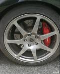 明盘出prodrivegc0718寸日本锻造轮毂带胎