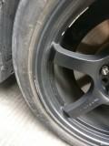 出rays57dr轮毂车轮
