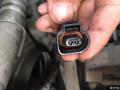 皮带轮下方这个传感器是什么作用?
