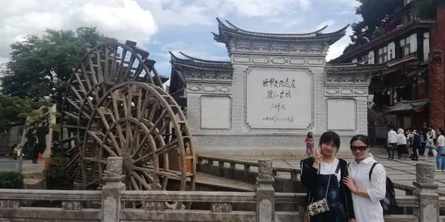 走马丽江大研古城(3)