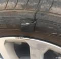 行驶9000公里的科雷嘉时速120右后轮爆胎,求助
