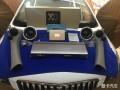 惠州音乐时代别克昂科拉汽车音响改装摩雷薏钛能三分频