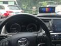 丰田-汉兰达手动安装行车记录仪