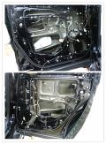 丰田汉兰达汽车音响改装芬朗ONESUB超薄低音炮
