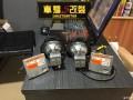 东莞改灯,寮步专业升级灯光,汉兰达灯光升级�耀改装。
