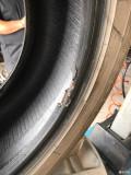 我的翼虎轮胎是开车的正常磨损吗