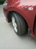 七年七万多,换轮胎了,四个全换