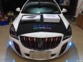 苏州艺声汽车音响改装-别克君威升级史泰格ST650C
