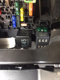 途安L倒车摄像头和行车记录仪取电