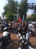 北京798摩托车主大聚会