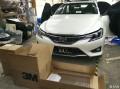 丰田锐志美国3M汽车隔音全车施工上海酷蛋音响隔音出品