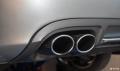 深圳奥迪A4L改装S4四出排气