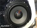济南奥迪A4汽车音响改装史泰格RE65C陶瓷喇叭 孚卡悦听