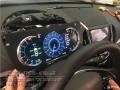 四川凯迪拉克ATS/ATSL升级改装原厂V液晶仪表全LED