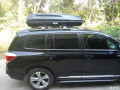 上有老下有小,加装行李架横杆及车顶行李箱!