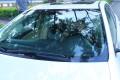 朋友新车――凯美瑞加装倒车雷达,平衡杆、换中控